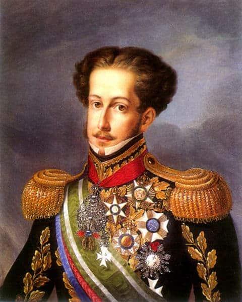 Emperor Don Pedro I of Brazil